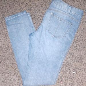$98 Free People Straight leg Jeans